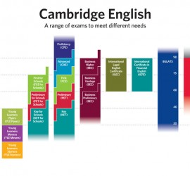 CAMBRIDGE ENGLISH EXAMS